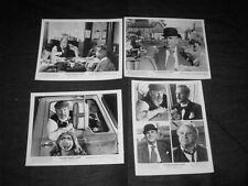 4 Original GREAT MUPPET CAPER 8x10 USTINOV JOHN CLEESE JACK WARDEN ROBERT MORLEY