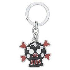 Key Chain Skull & Cross Bones Key Ring