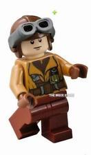 LEGO STAR WARS-Naboo pilota figura + REGALO-best value-SUPER VELOCE-NUOVO