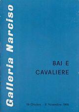BAJ Enrico, CAVALIERE Alik - Baj e Cavaliere