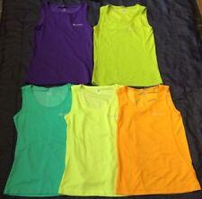 ODLO Small Ladies Womens Tee T-shirt Running Jogging Gym Tshirt Vest TEC Shirt