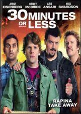 30 Minutes or Less RAPINA TAKE AWAY (2011) DVD NUOVO