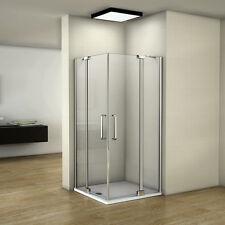 800-1000mm Mampara de ducha 8mm Nano vidrio templado diferentes tamaños