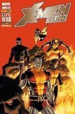 X MEN DELUXE PANINI COMICS 18 NUMERI EDICOLA OTTIMI!!