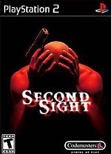 Second Sight (Sony PlayStation 2, 2004)