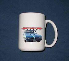 NEW  Pontiac GTO, (and Judges) 15 Oz mug!! (many different years!)