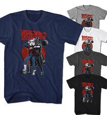 Herren T-Shirt Back to the Darkside Vader Trooper Future Film Game S-5XL BD9416