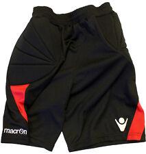 MACRON short goalkeeper protection pantaloncini con protezioni per portiere