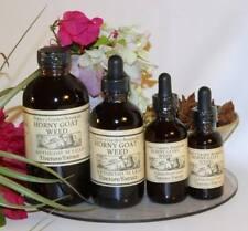 HORNY GOAT WEED Extract ~ Epimedium Vitality TCM Organic Folk Remedy Tincture ~
