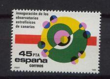 España 1985 Sg # 2831 observatorios astrofísico Mnh