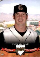 2007 Tucson Sidewinders Multi-Ad #17 Evan MacLane Chico California Baseball Card