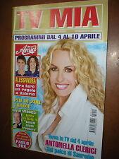 Tv Mia.ANTONELLA CLERICI,bbb