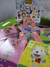 Animal Crossing Serie 3 - Amiibo Karten - 218 - 260 - NEU - aussuchen