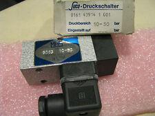 DRUCKSCHALTER ( MHS ) S9280302 PRESSURE SWITCH TYPE 9063 NSN 5930-99-729-7563