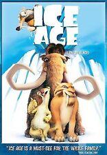 Ice Age DVD New 2005 Bilingual Single Disc Region 1