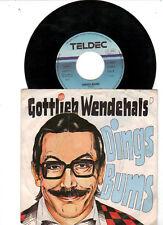 Gottlieb Wendehals    -    Dings - Bums