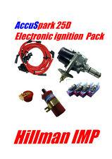 Hillman Imp piena 25D Accensione Elettronica e prestazioni distributore Kit di servizio