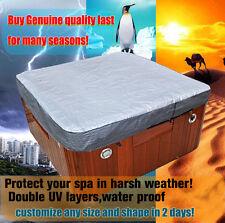 customize vary size 6f,7f,8f,9 hot tub cap,spa cover sun shield