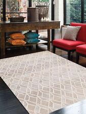 VISIONS 508 SEND GREY WOOL FLATWEAVE RUG 3 sizes Modern Floor Mat FREE DELIVERY*