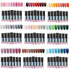 5ml Soak Off UV Gel Nail Polish Kit Gel Nails Manicure Set Varnish DIY LILYCUTE