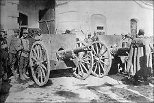 Poster, Many Sizes; Serbian Guns Taken By Austrians 1914-1918