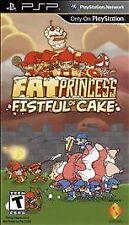 Fat Princess: Fistful of Cake (Sony PSP, 2010)