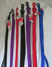 Brand New Four Paws Nylon Dog/Cat/Pet Leash Lead DURABLE Multiple Colors & Sizes