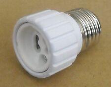 E26 EDISON MEDIUM E27 TO GU10  BASE LIGHT CONVERTER SOCKET ADAPTER