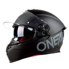 O'Neal Challenger Schwarz-Matt Motorradhelm, Integralhelm