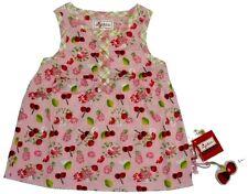 Sigikid Bluse ärmellos MB1901 rosa mit Obst