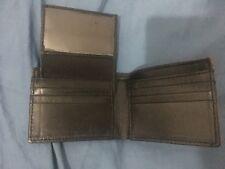 Mens Basic Soft Leather Wallet Credit Cards Wallets GIFT PRESENT