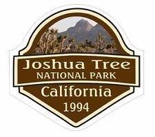 Joshua Tree National Park Sticker Decal R1091 California YOU CHOOSE SIZE