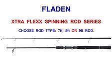 FLADEN XTRA FLEXX SPINNING ROD HEAVY LIFT SEA SURF GAME COARSE FISHING PIKE BASS