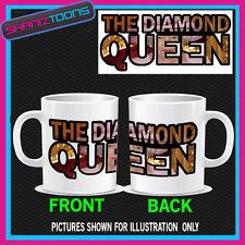 Le Diamant Reine Elizabeth Royal Jubilee tasse de café cadeau idéal