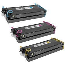 3pk Reman Xerox 6180 113R00723 113R00724 113R00725 Phaser 6180MFP/D 6180MFP/N