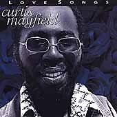 Love Songs [Rhino] by Curtis Mayfield (CD, Jan-2001, Rhino (Label))