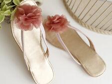Sandali ciabatte donna infradito rosa basse eleganti e comodi 9275