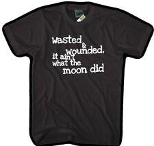 Tom Waits Tom Traubert's Blues lyrics inspired, Men's T-Shirt