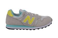 New Balance WL373 GPG grey/yellow Schuhe/Sneaker