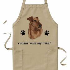 Irish Terrier Cookin' Apron