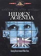 Hidden Agenda (DVD, 2002, NEW) Frances McDormand, Brian Cox