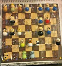 Fullmetal Alchemist HagaChess Chess Pieces Figures