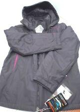 ZEROXPOSUR Women's Ski Jacket Winter Coat *Coal~Gray Size Medium Large New