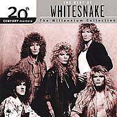 WHITESNAKE - THE BEST OF - CD!