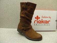rieker ®  reduziert, bisher 69,95 €, Stiefel,  warm, braun, superbequem  (R492)