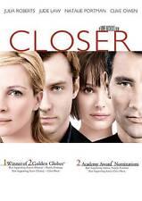 Closer NEW (DVD, 2010)