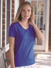 45dae1239 Hanes Cap Sleeve T-Shirt Tops for Women | eBay