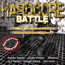 Hardcore Battle particolare DJ 5, Hardy, Eric B., Cyber, Chase