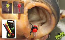 Fox Zig Zag aligna / Kits - Manches - Mousse - tous coloris / pêche à la carpe