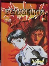 EVANGELION- 1° SERIE- N° 1-DI:YOSHIYUKI SADAMOTO-esauritoPANINI COMICS